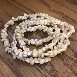 Hawaiian Puka Shell Necklace